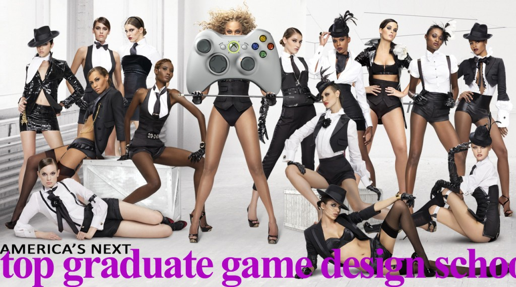 Princeton Review sez Parsons is a Top Graduate Game Design School!