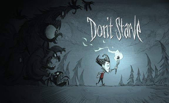 Mediocre Reviews for Excellent Games: Don't Starve