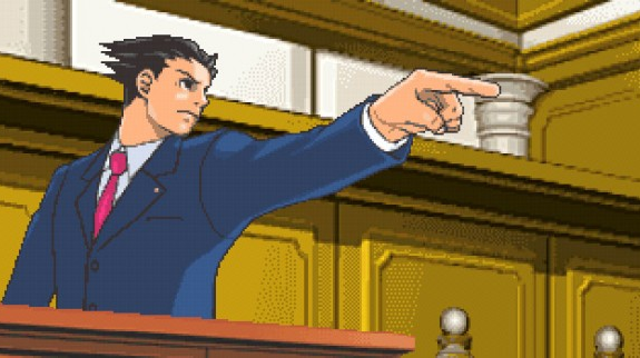 I am the Phoenix--No Objections to Ace Attorney